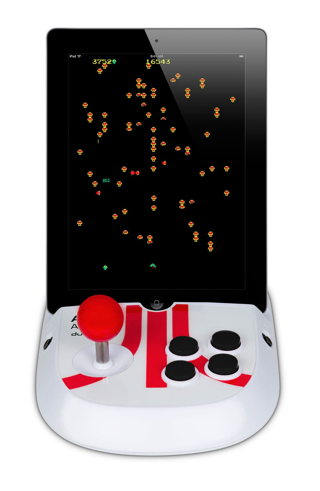 Alternate Image 1 Selected - 'Atari® Arcade Duo Powered' iPad Joystick Game