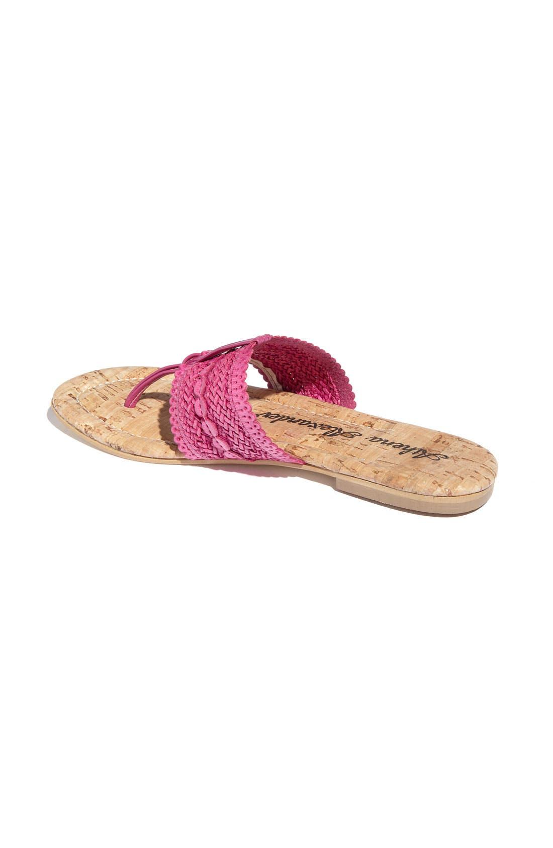 Alternate Image 2  - Athena Alexander 'Malta' Sandal