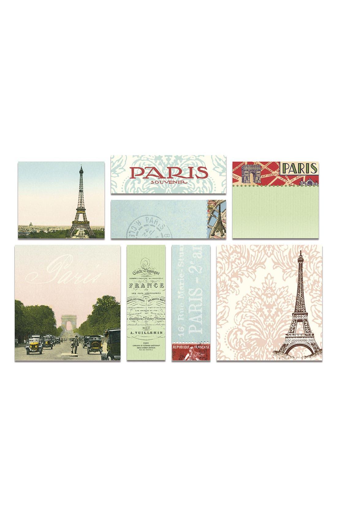 Alternate Image 2  - Cavallini & Co. 'Paris' Sticky Notes (Set of 8)