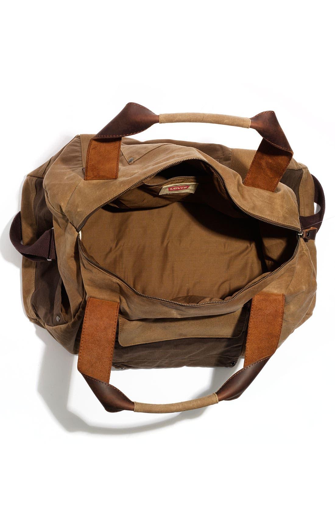 Alternate Image 3  - Levi's® 'River Rock' Duffel Bag