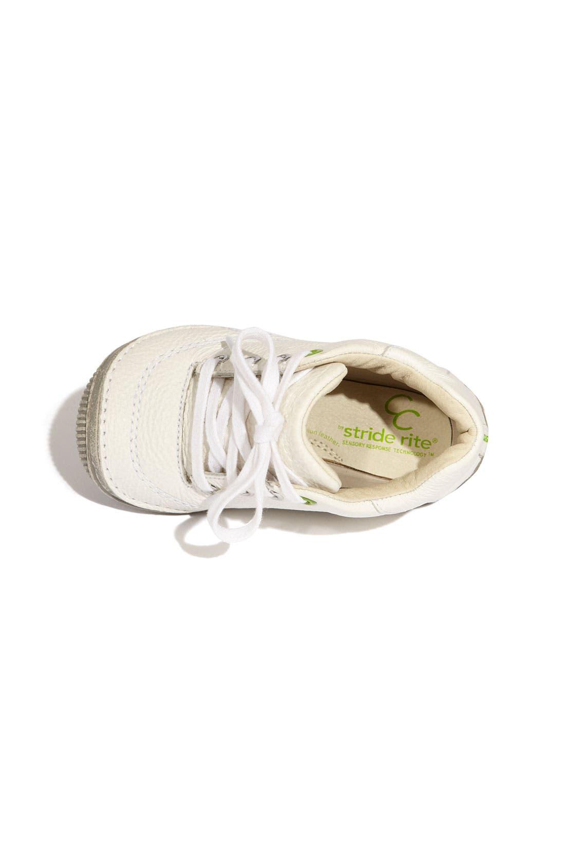 Alternate Image 3  - Stride Rite 'Brattle' Sneaker (Baby, Walker & Toddler)