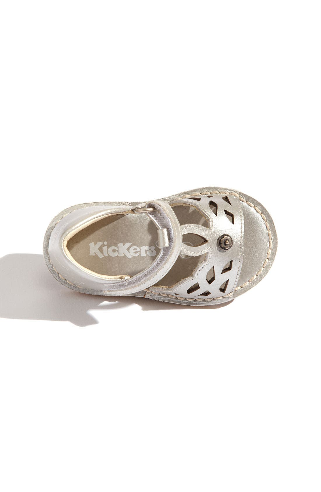 Alternate Image 3  - Kickers 'Cocorico' Sandal (Baby, Walker & Toddler)