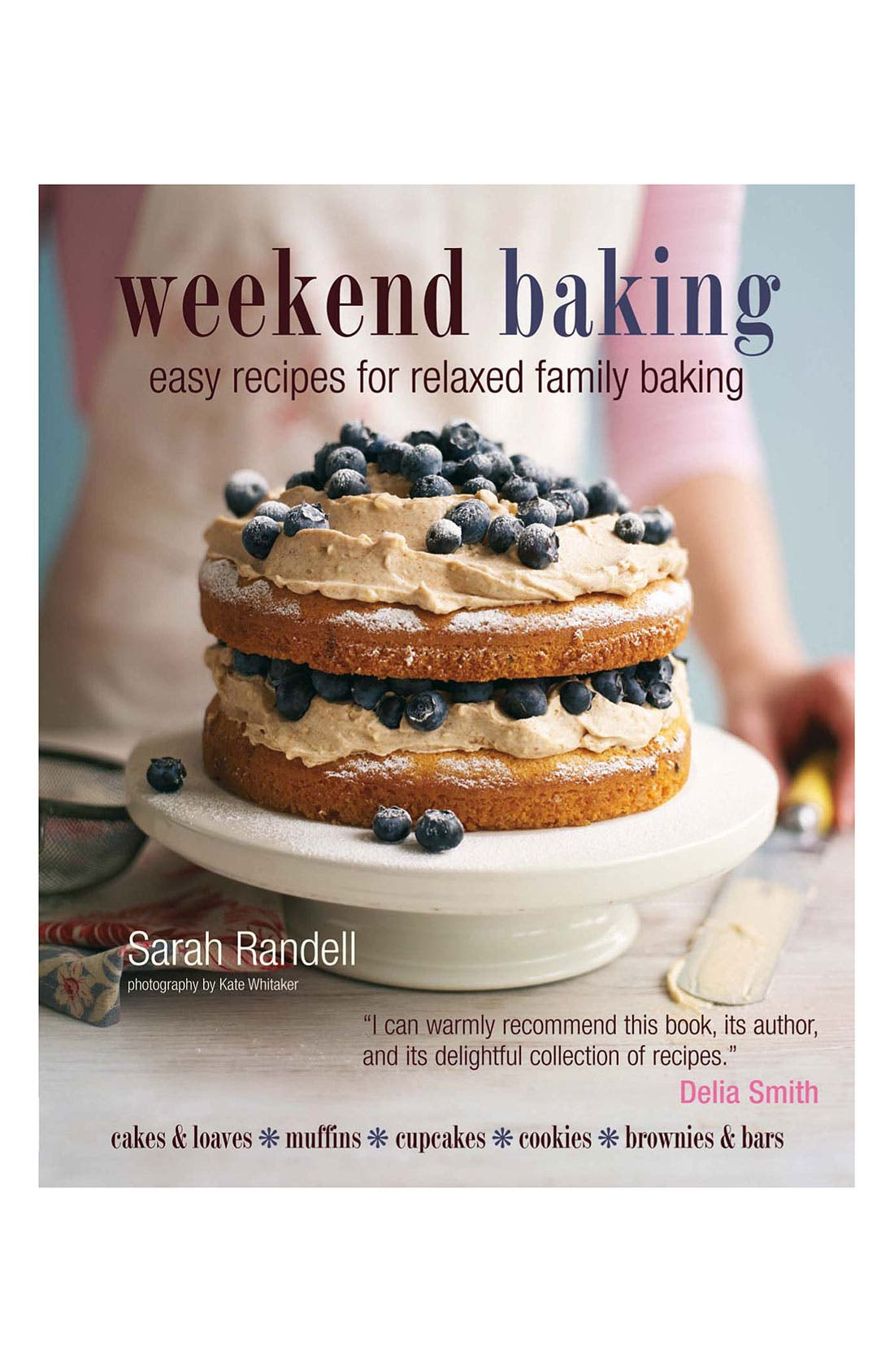 Alternate Image 1 Selected - 'Weekend Baking' Cookbook