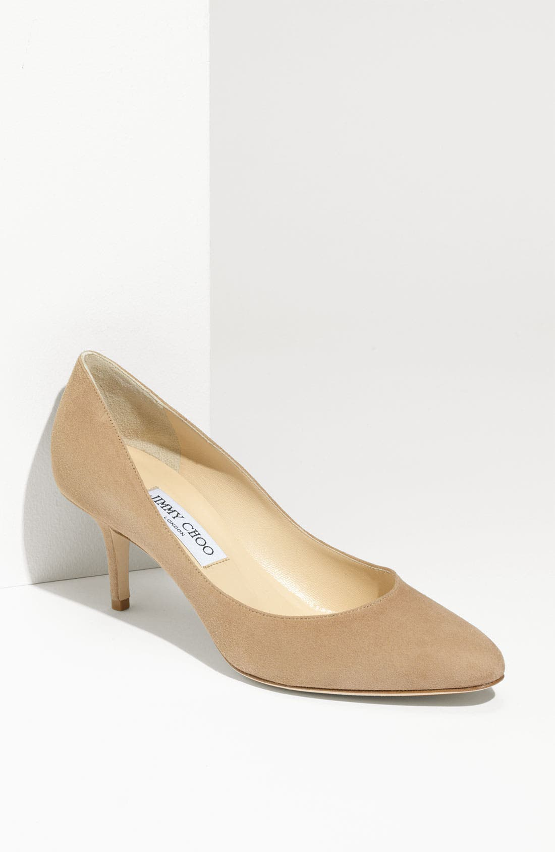 Main Image - Jimmy Choo 'Irena' Round Toe Pump