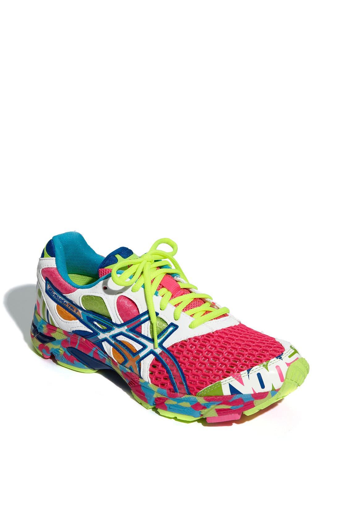 Alternate Image 1 Selected - ASICS® 'GEL-Noosa Tri™ 7' Running Shoe (Women)