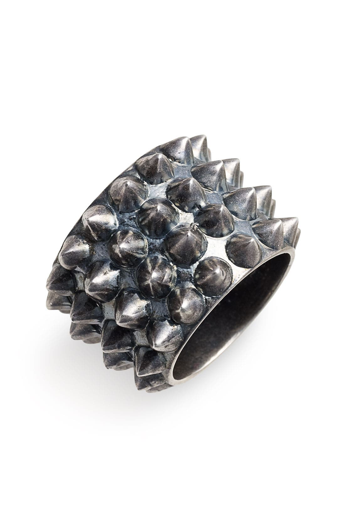 Alternate Image 1 Selected - Tom Binns 'Punk Pavé' Stud Ring
