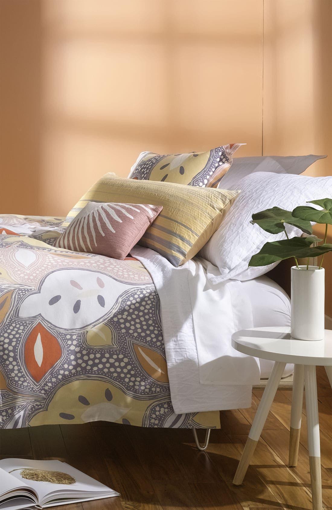 Alternate Image 2  - Diane von Furstenberg 'Graphic Batik' Duvet Cover