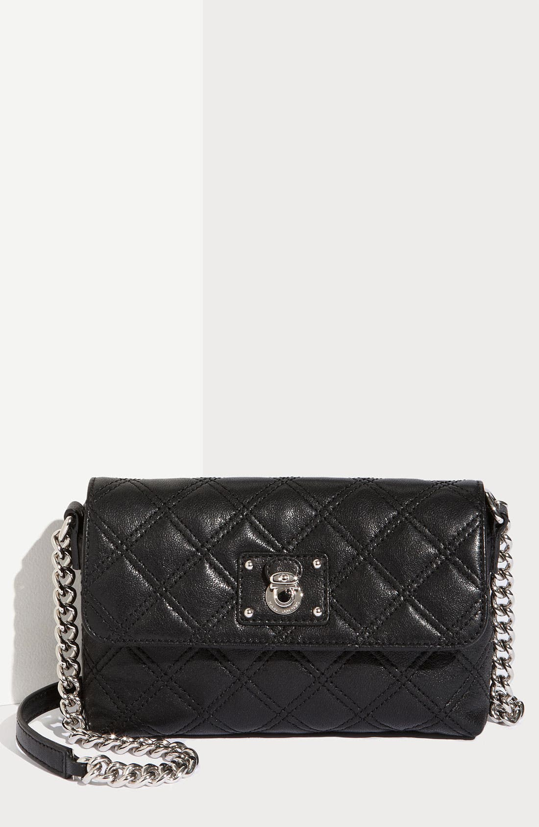 Alternate Image 1 Selected - MARC JACOBS 'Quilting Single' Shoulder Bag