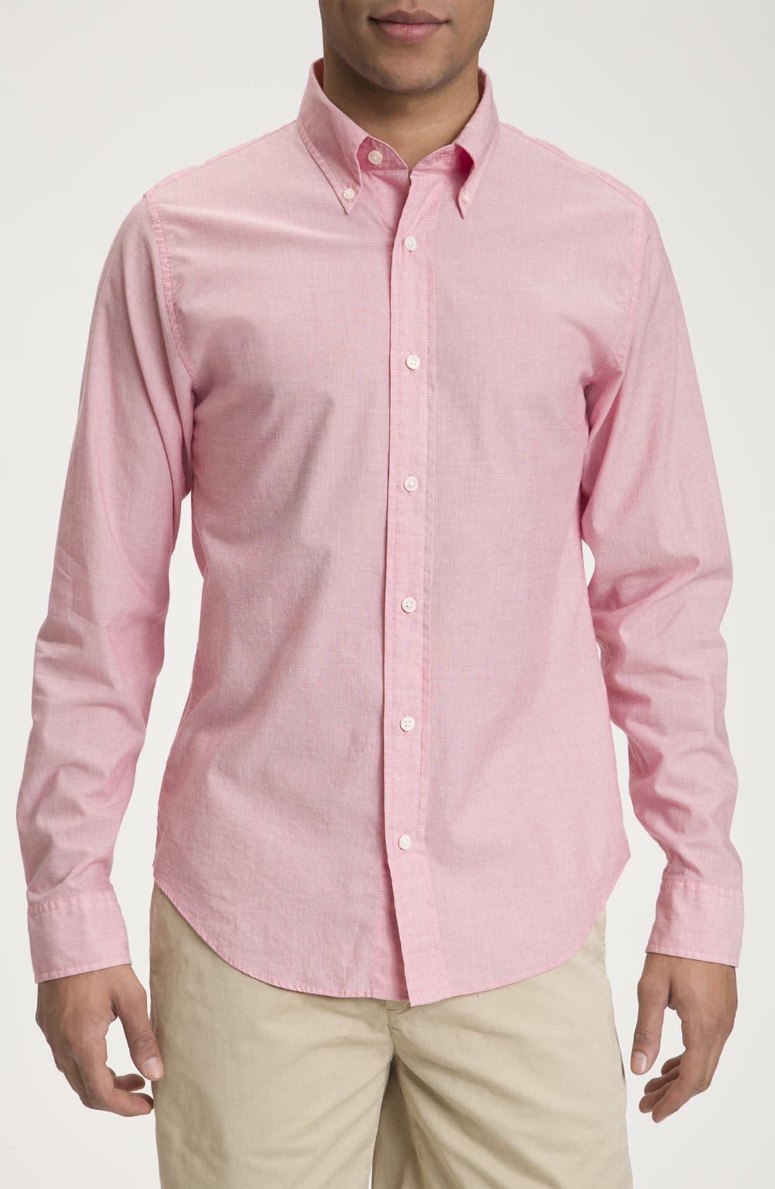 Alternate Image 1 Selected - Jack Spade 'Hawes' Woven Shirt