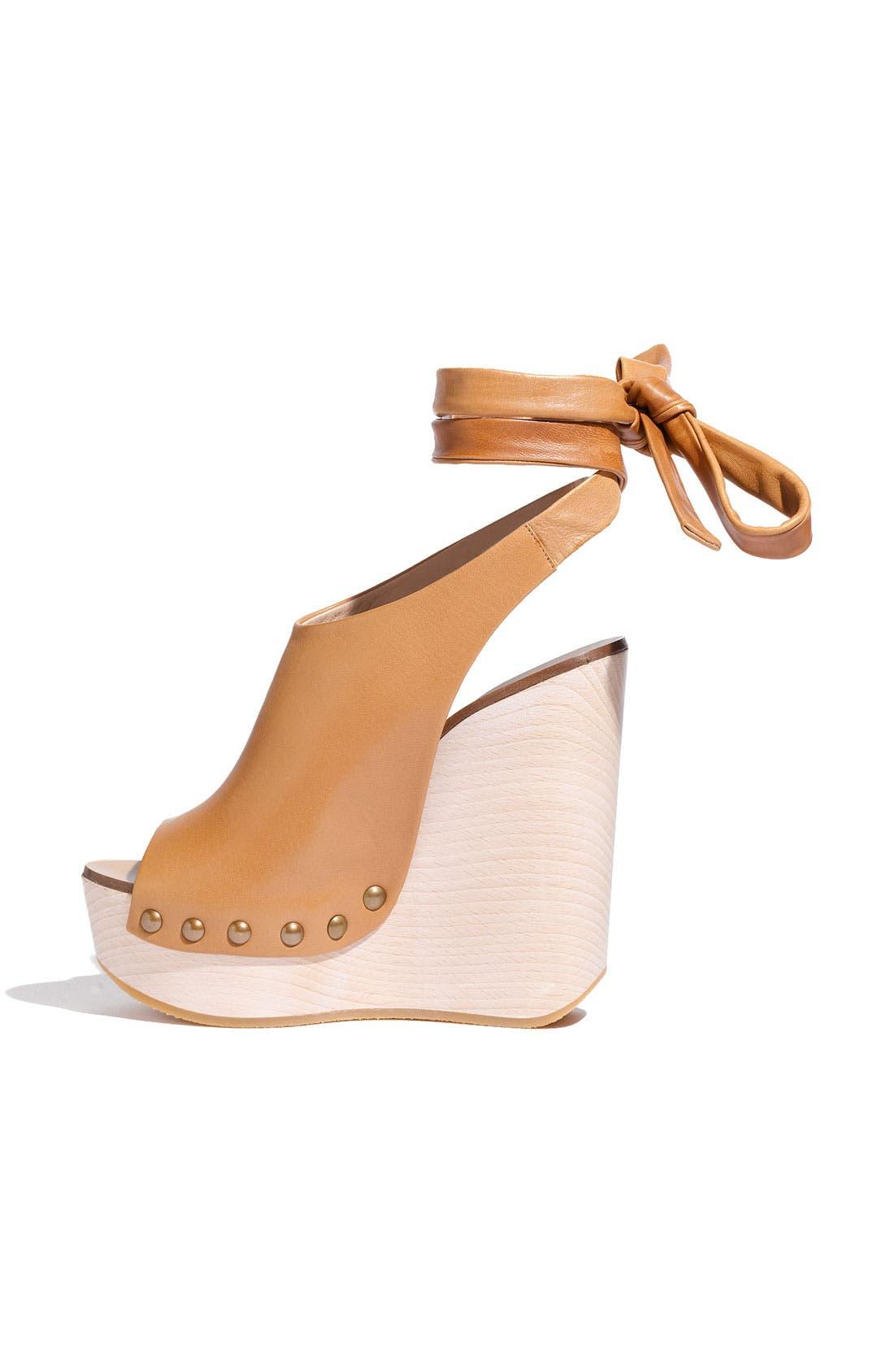 Alternate Image 2  - Chloé 'Penelope' Wedge Sandal