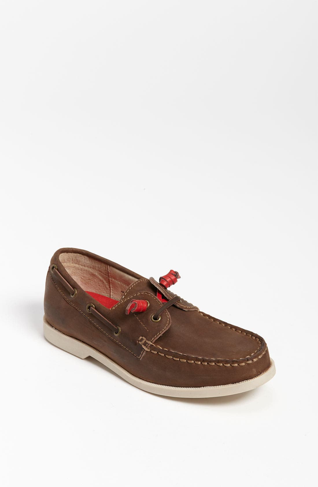 Main Image - Cole Haan 'Air Boat' Oxford (Little Kid & Big Kid)