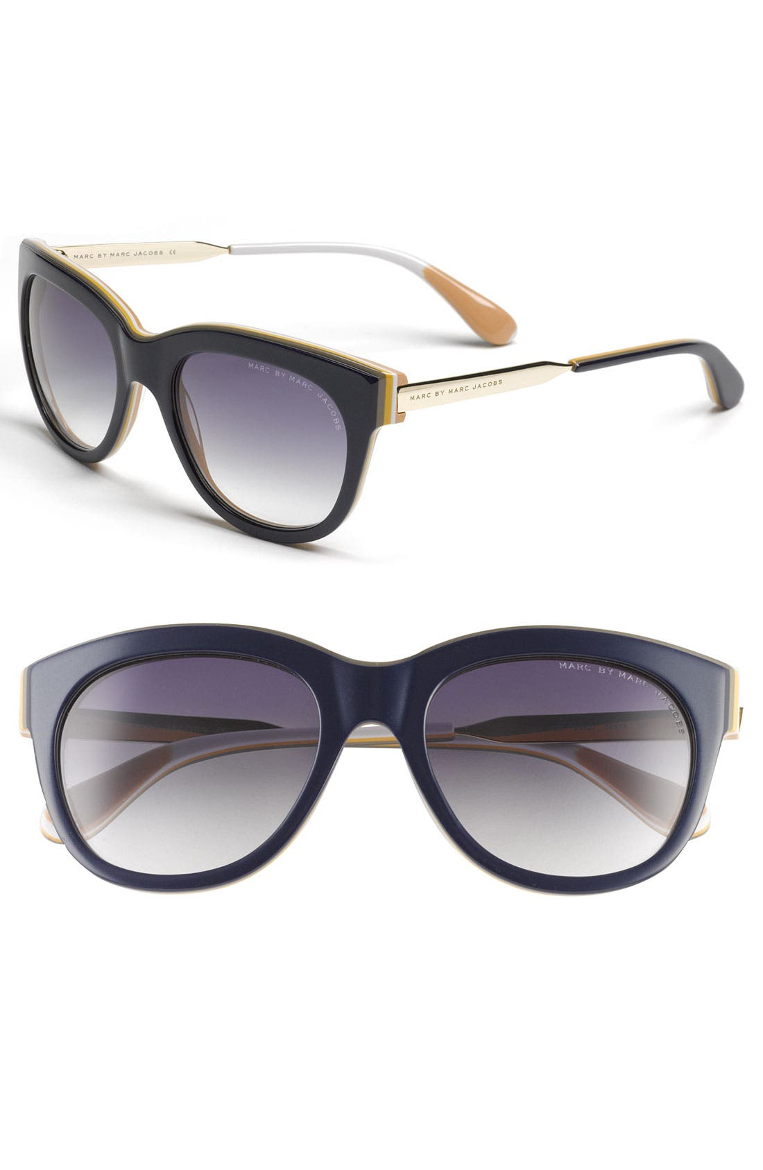 Alternate Image 1 Selected - MARC BY MARC JACOBS 52mm Retro Sunglasses