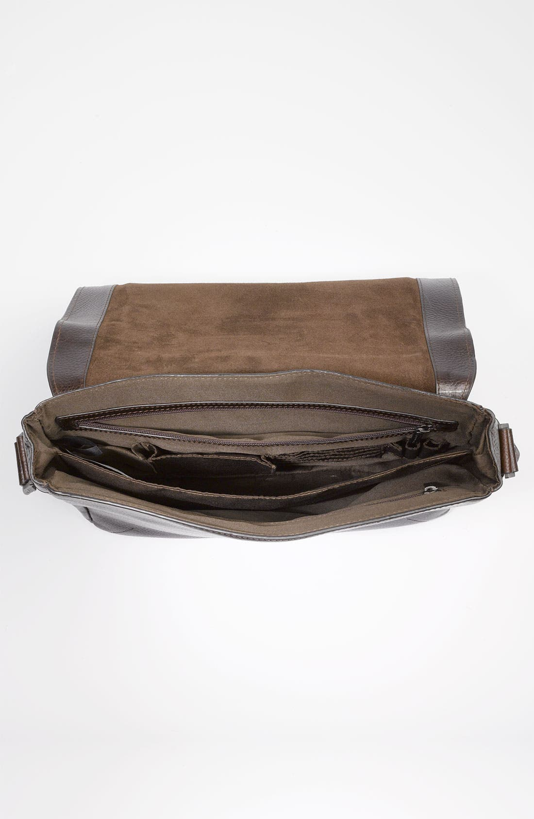 Alternate Image 3  - Kenneth Cole New York 'Heritage' Leather Messenger Bag