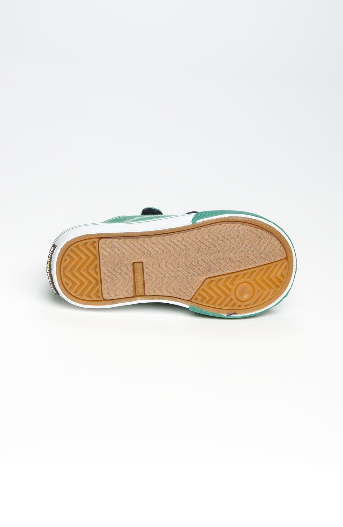 Alternate Image 4  - Morgan & Milo 'Avery II' Sneaker (Walker & Toddler)