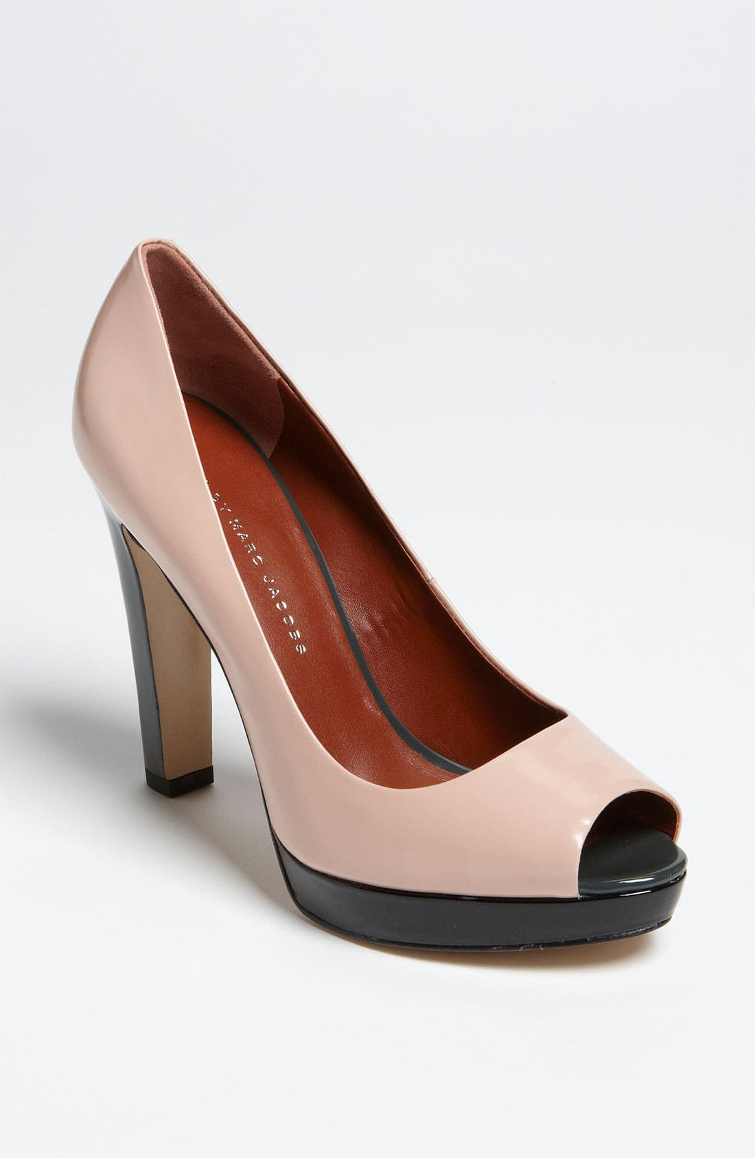 Alternate Image 1 Selected - MARC BY MARC JACOBS 'Graphic' Pump