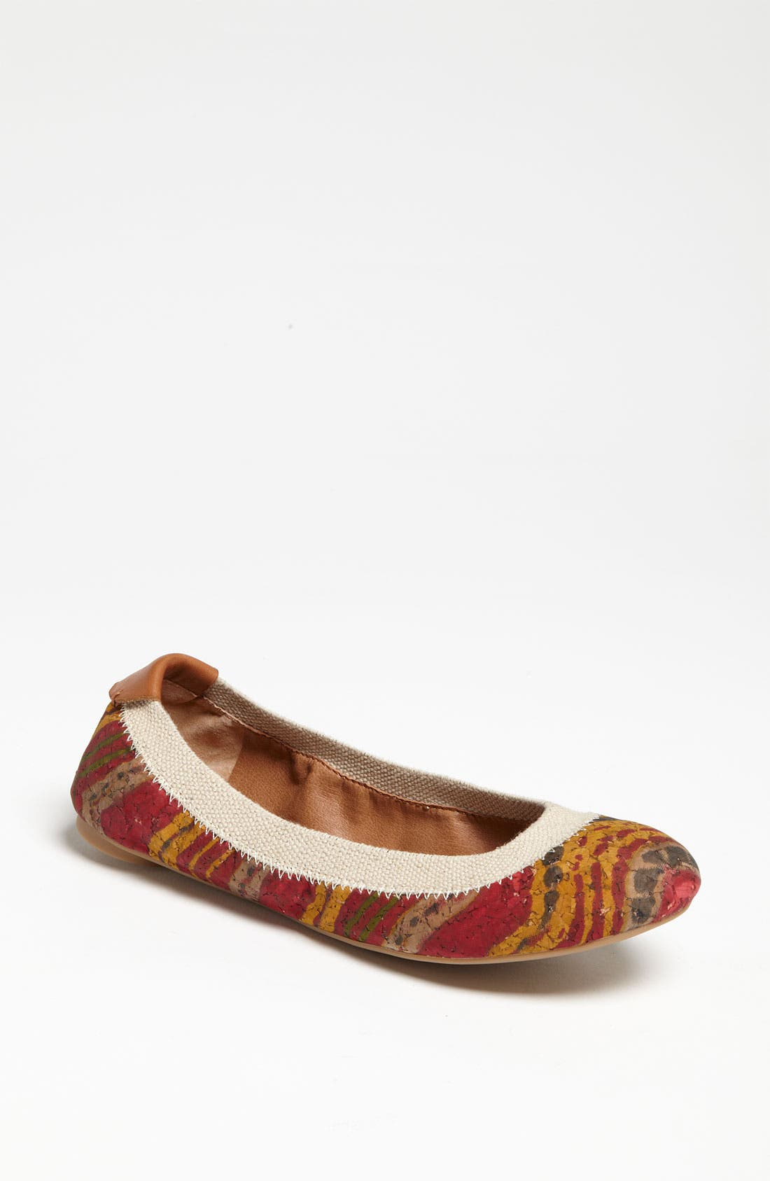 Alternate Image 1 Selected - Lucky Brand 'Evonne' Flat