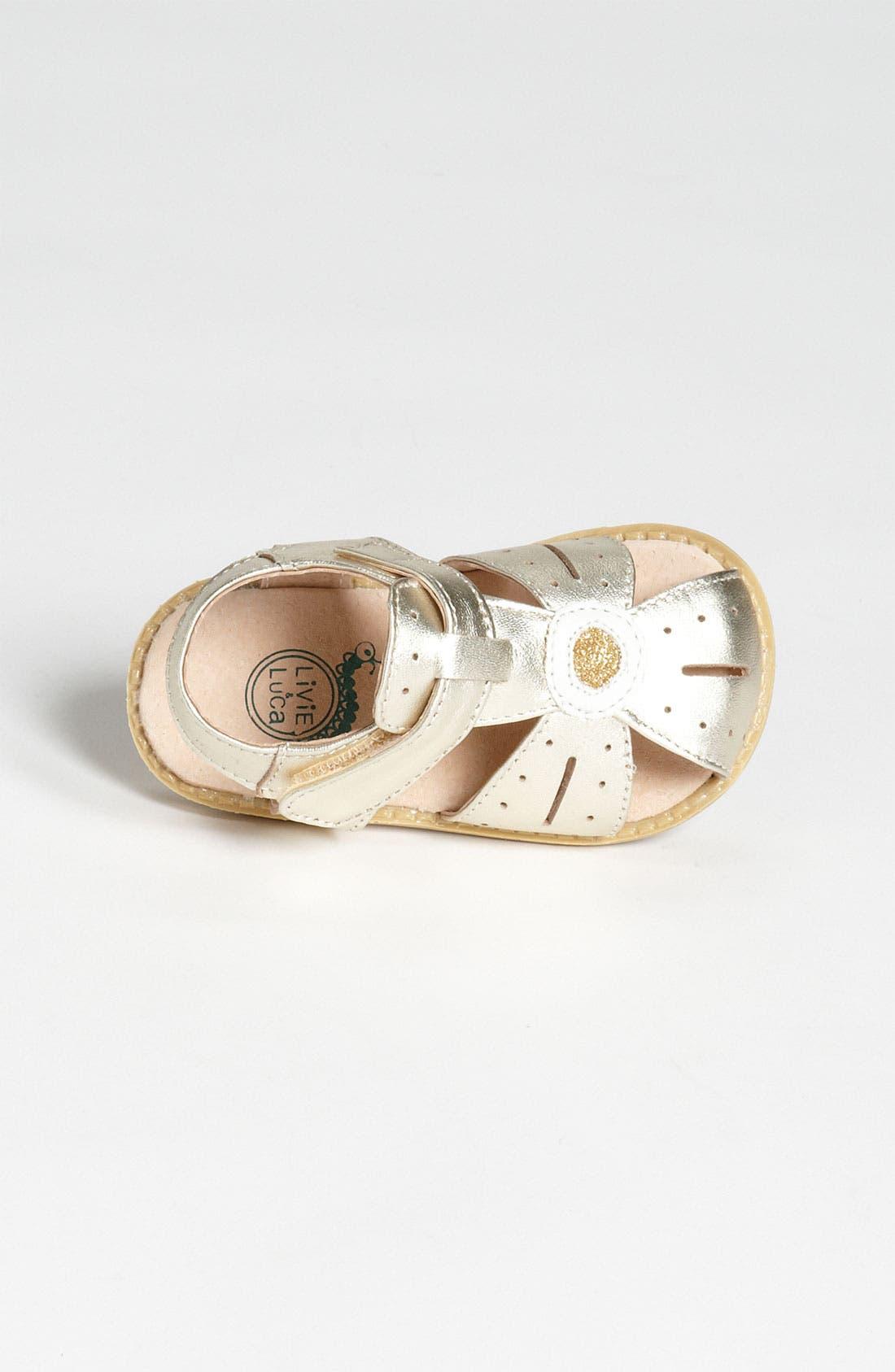 Alternate Image 3  - Livie & Luca 'Celestina' Sandal (Baby, Walker & Toddler)