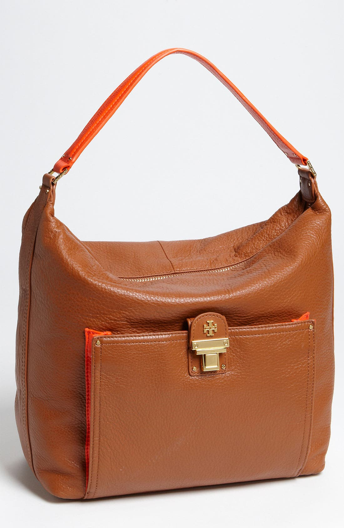 Alternate Image 1 Selected - Tory Burch 'Rachael' Bucket Hobo