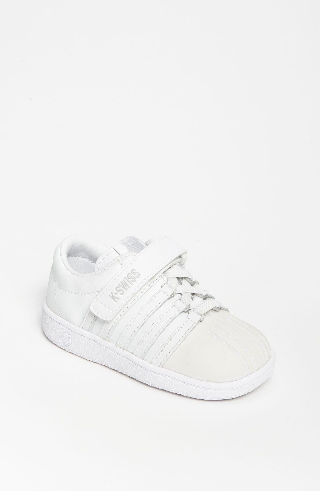 Main Image - K-Swiss Classic Sneaker (Baby, Walker & Toddler)