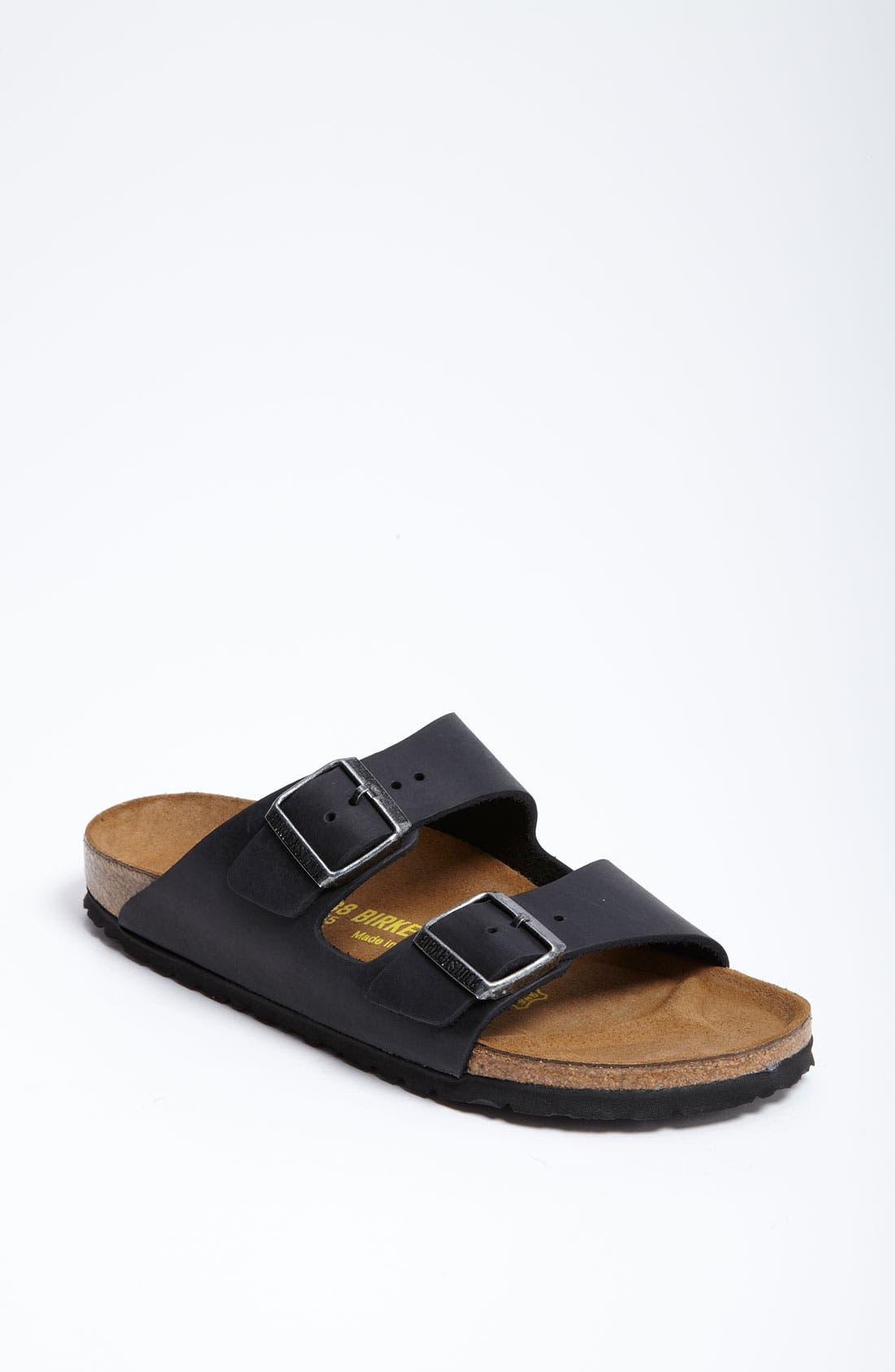 Alternate Image 1 Selected - Birkenstock 'Arizona' Sandal (Women)