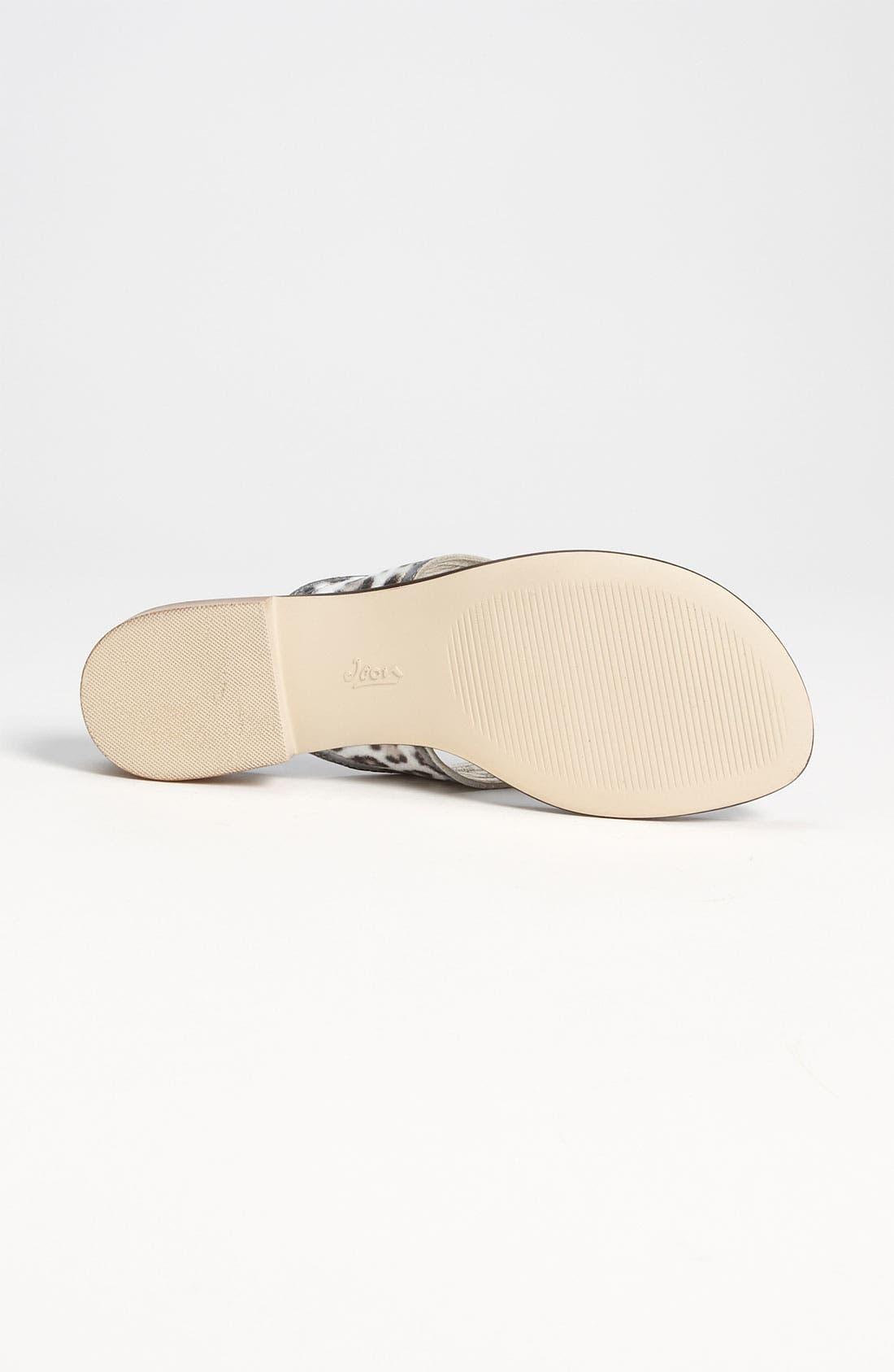 Alternate Image 4  - Icon Footwear 'Jada 21' Sandal