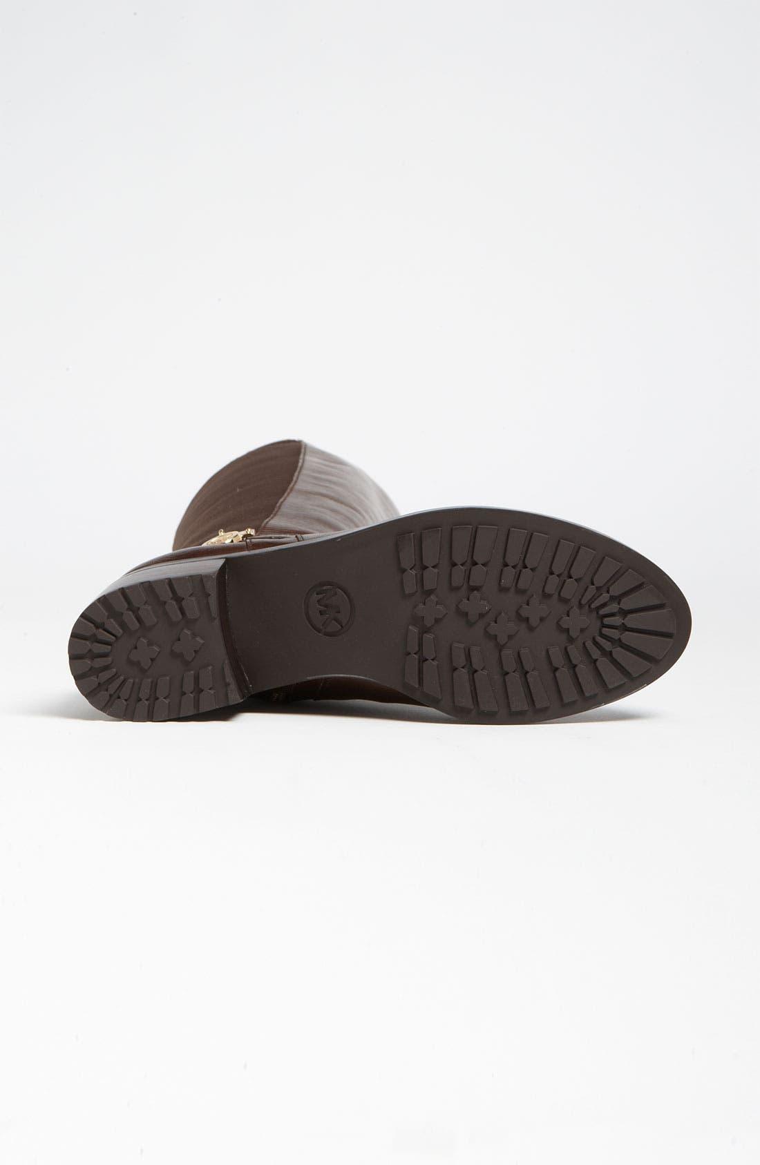 Alternate Image 4  - MICHAEL Michael Kors 'Hamilton' Boot