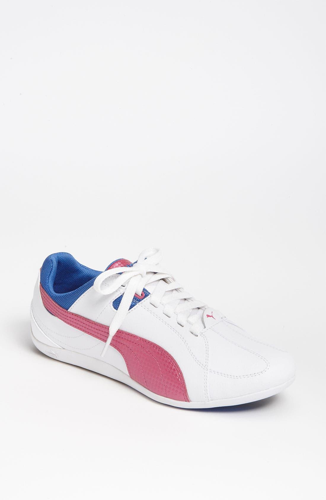 Alternate Image 1 Selected - PUMA 'Track Cat' Sneaker (Women)