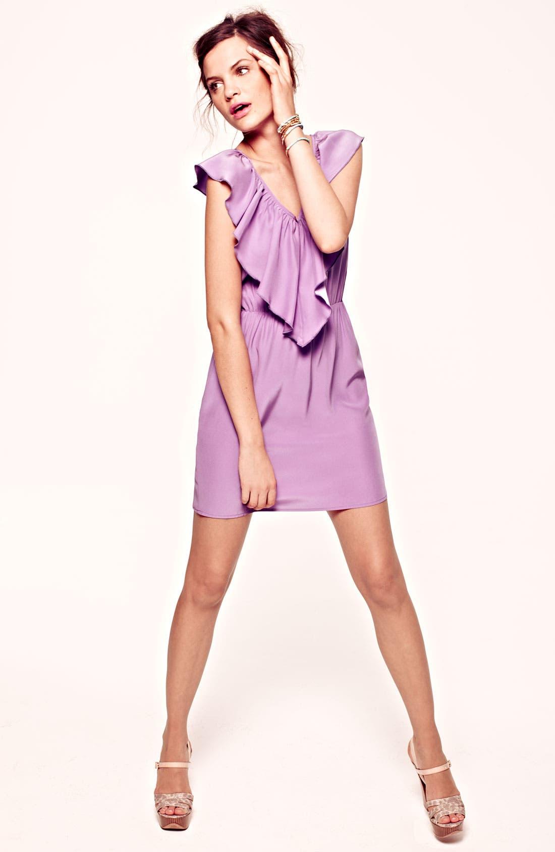 Alternate Image 3  - Amanda Uprichard 'Kelly' Dress