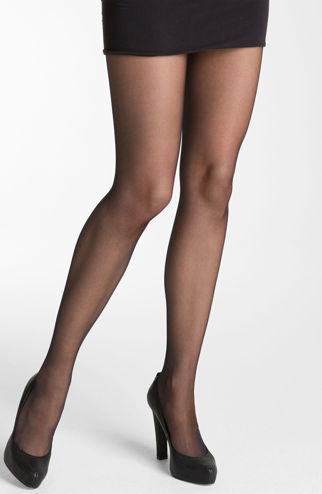 Main Image - Wolford 'Individual 10' Pantyhose