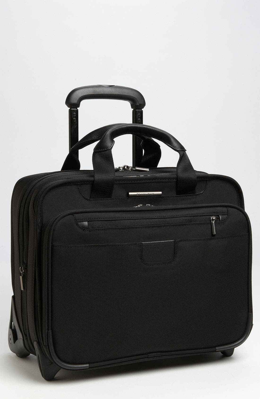 Main Image - Briggs & Riley 'Work - Medium' Expandable Rolling Briefcase