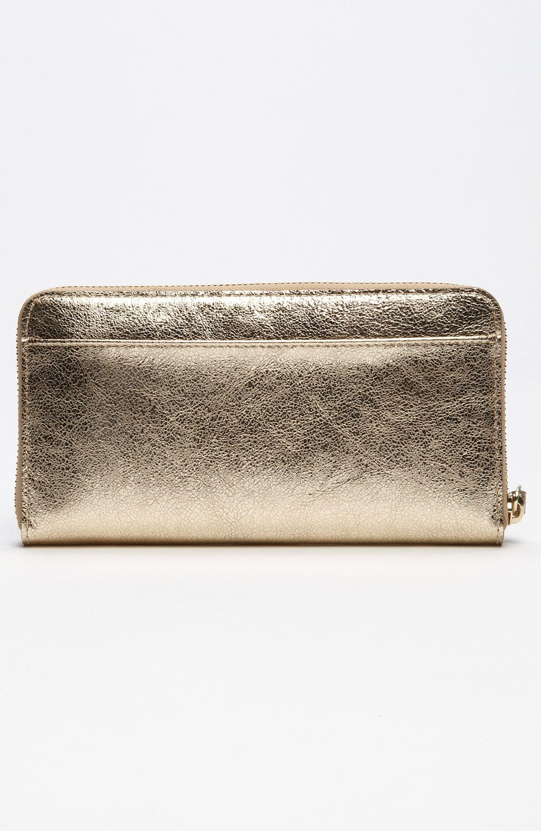 Alternate Image 3  - kate spade new york 'harrison street - metallic lacey' wallet