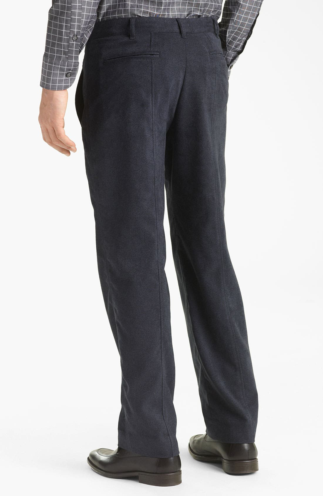 Alternate Image 2  - Armani Collezioni Dress Pants