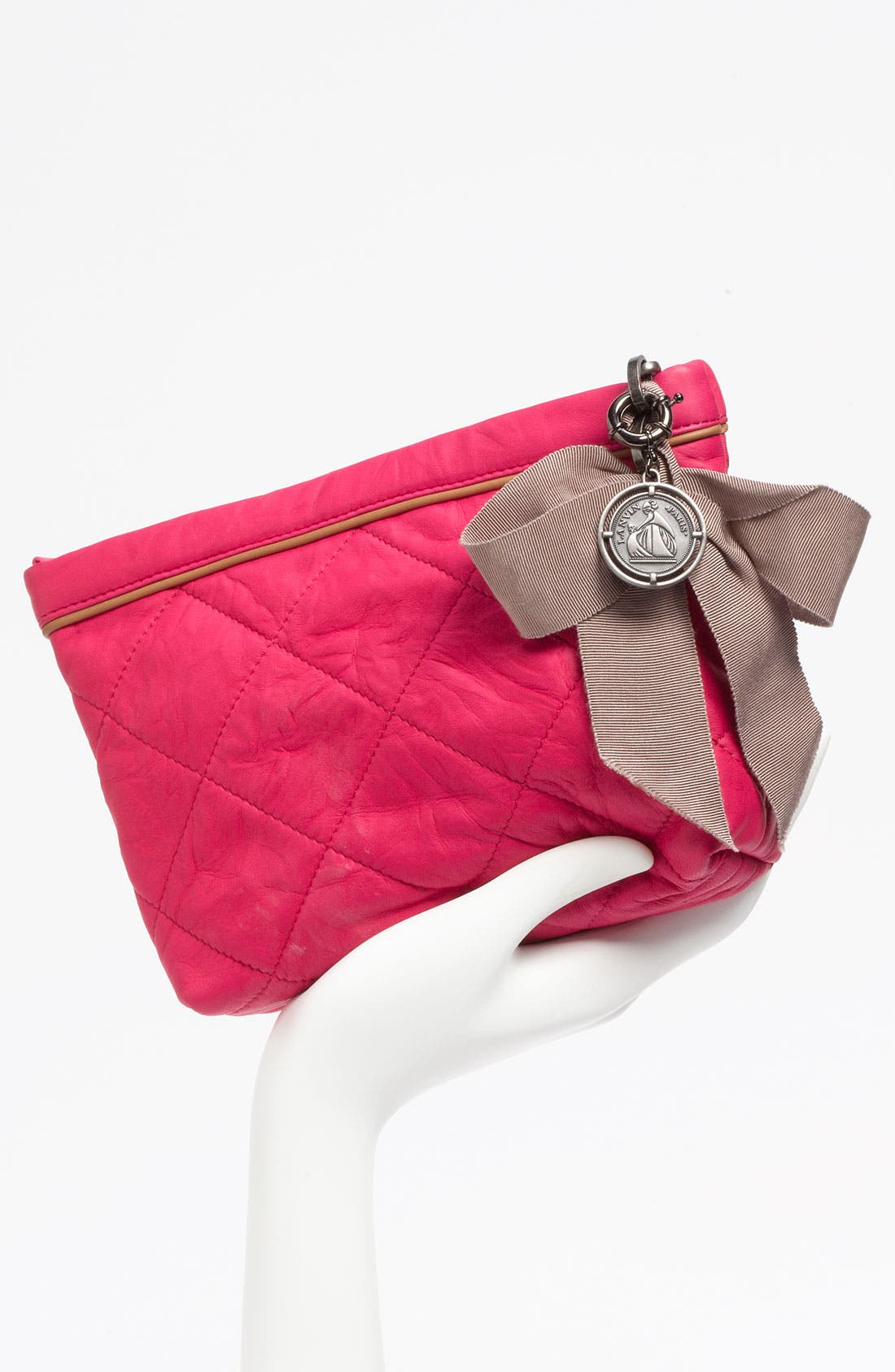 Alternate Image 2  - Lanvin 'Amalia' Leather Pouchette