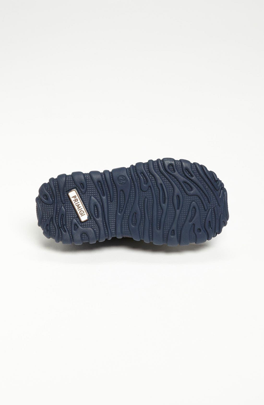 Alternate Image 4  - Primigi 'Charan' Sneaker (Walker, Toddler & Little Kid)