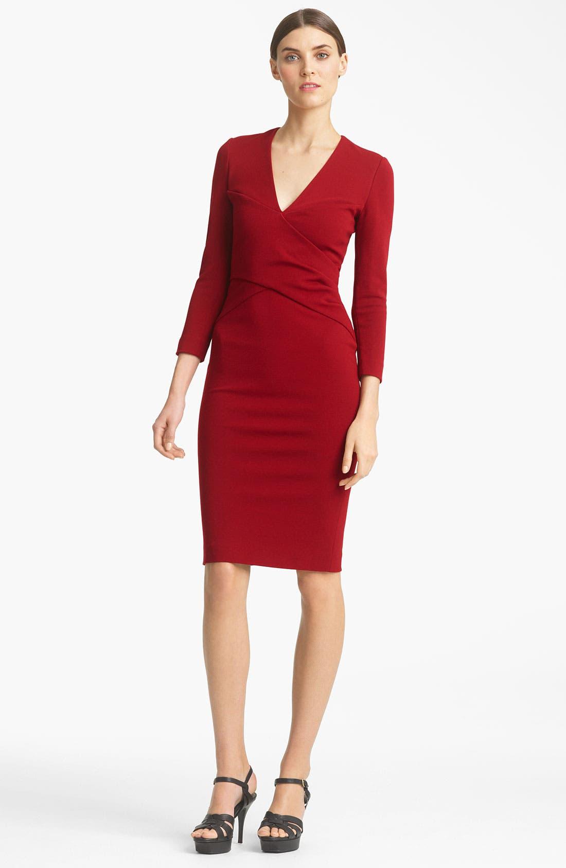 Alternate Image 1 Selected - Emilio Pucci Wrap Detail Dress