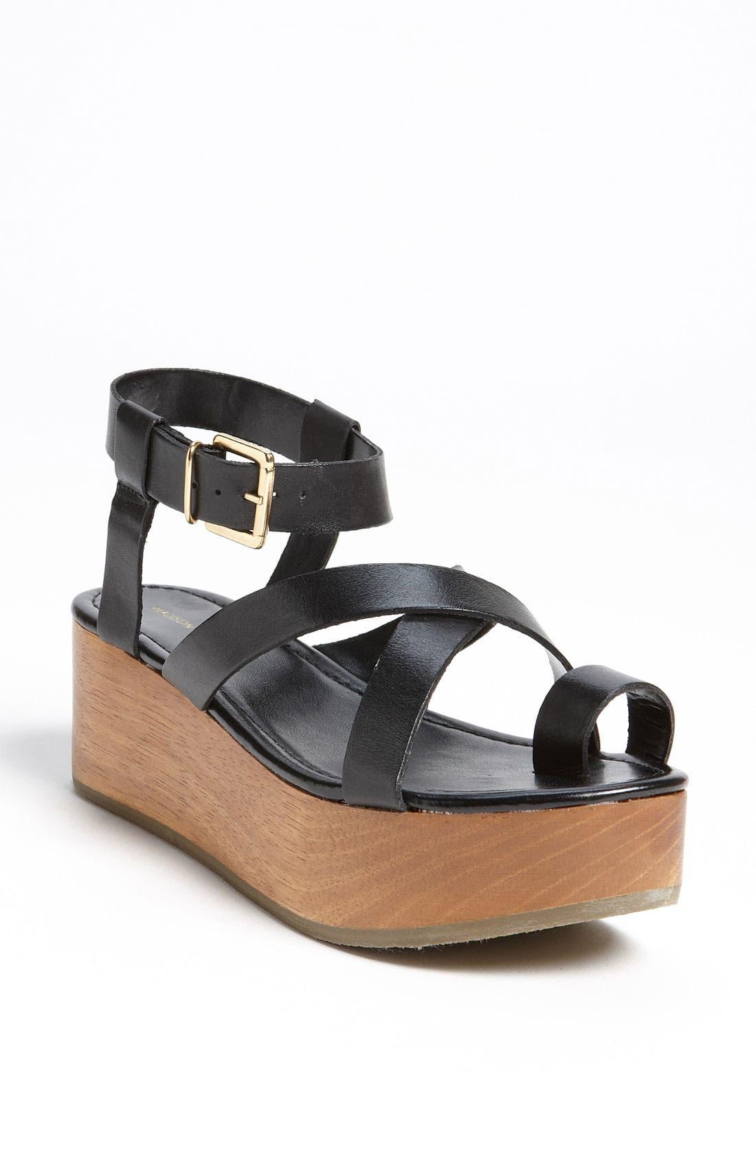 Alternate Image 1 Selected - Madison Harding 'Suzie' Sandal