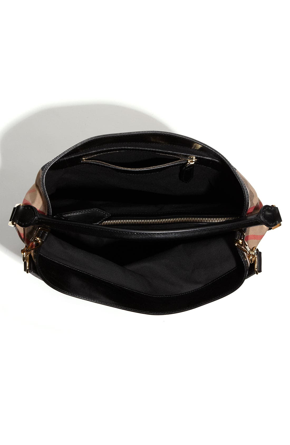 Alternate Image 3  - Burberry 'House Check' Hobo, Large