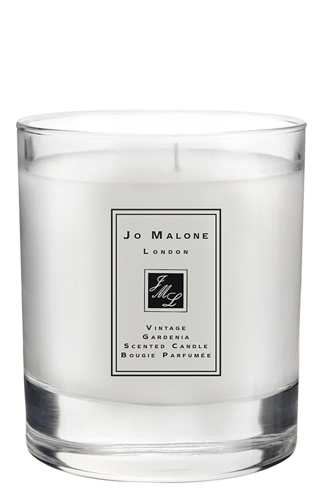 Alternate Image 2  - Jo Malone™ 'Vintage Gardenia' Scented Home Candle