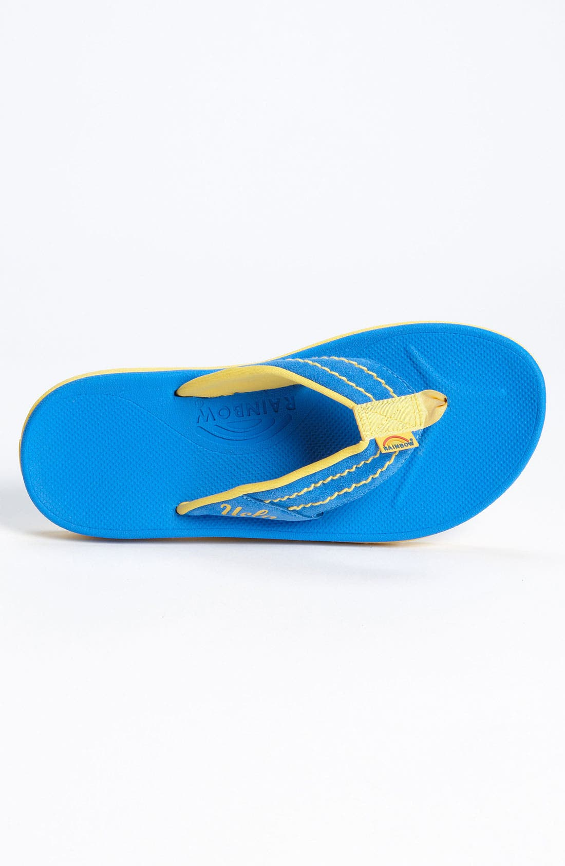 Alternate Image 3  - Rainbow 'Collegiate - UCLA Bruins' Flip Flop (Men)