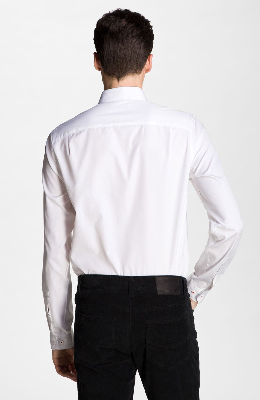 Alternate Image 2  - Zadig & Voltaire Cotton Dress Shirt