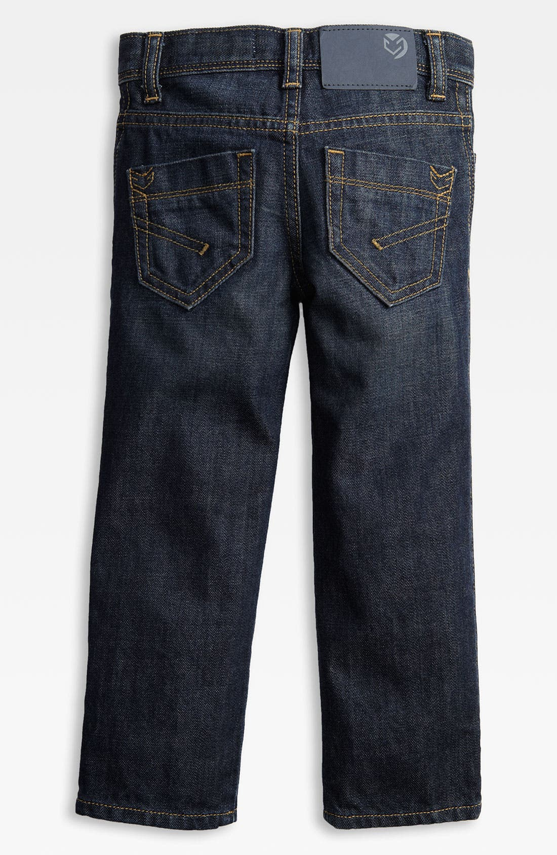 Main Image - Pure Stuff 'Sneaker' Jeans (Toddler)