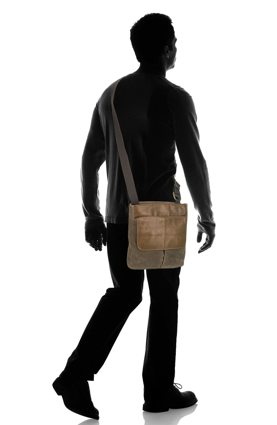Alternate Image 5  - T-Tech by Tumi 'Forge - Pueblo' Top Zip Flap Bag