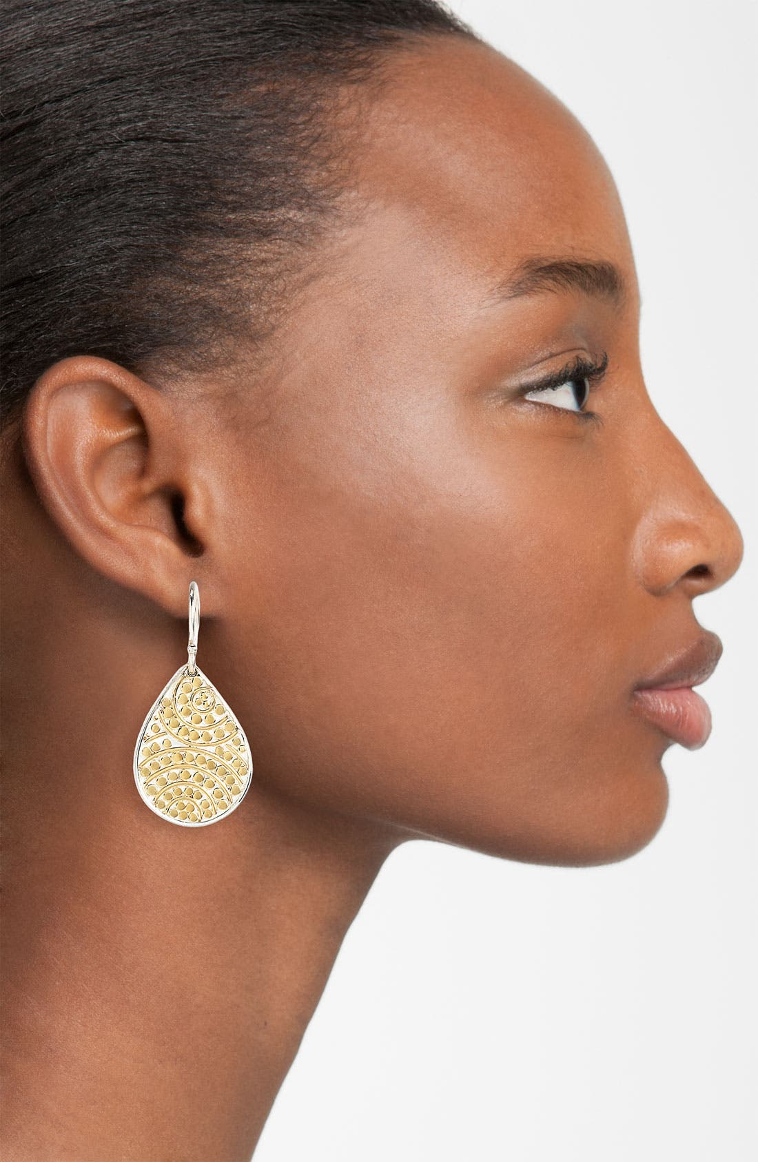 Alternate Image 2  - Anna Beck 'Rajua' Small Teardrop Earrings