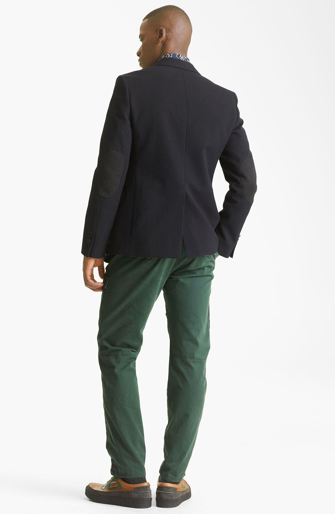 Alternate Image 5  - KENZO Wool Blend Blazer