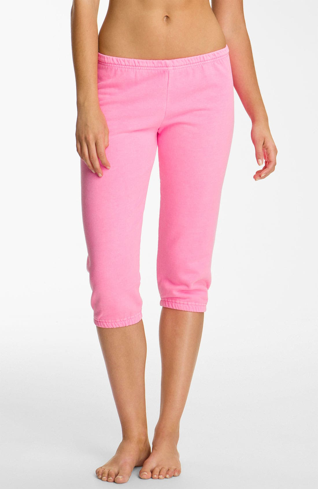 Main Image - Hard Tail Relaxed Capris