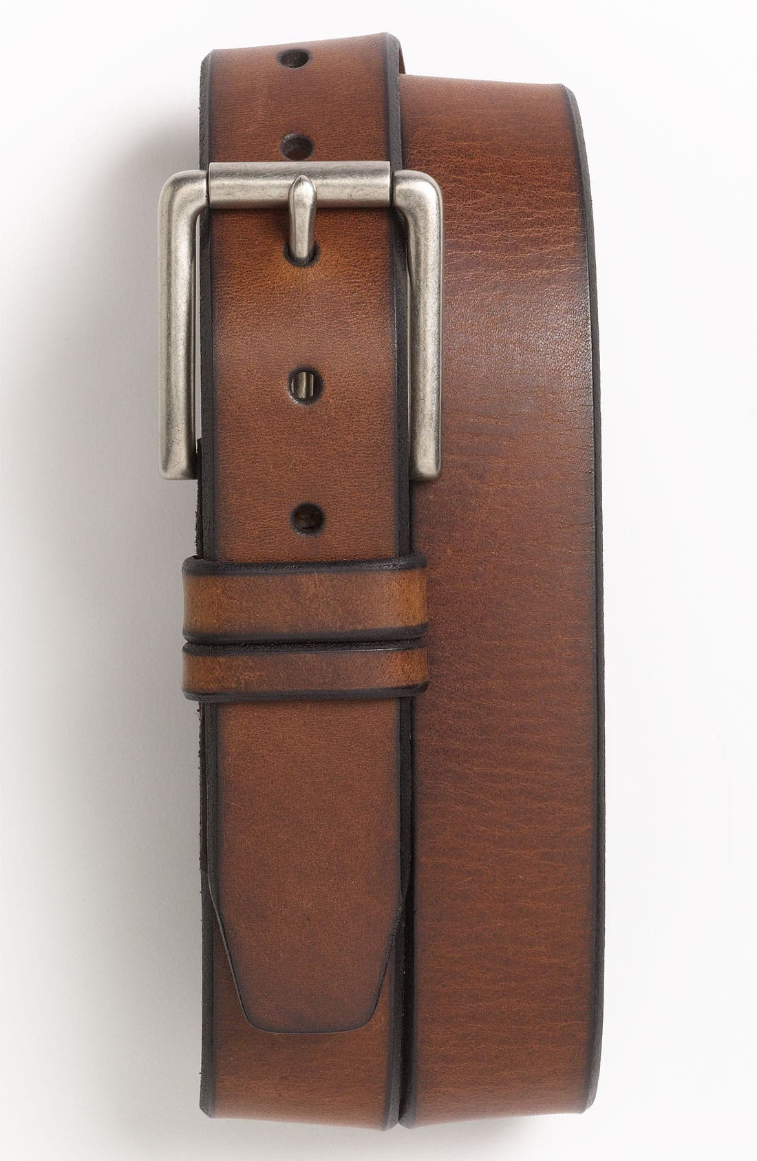 Alternate Image 1 Selected - Fossil 'Godfrey' Belt