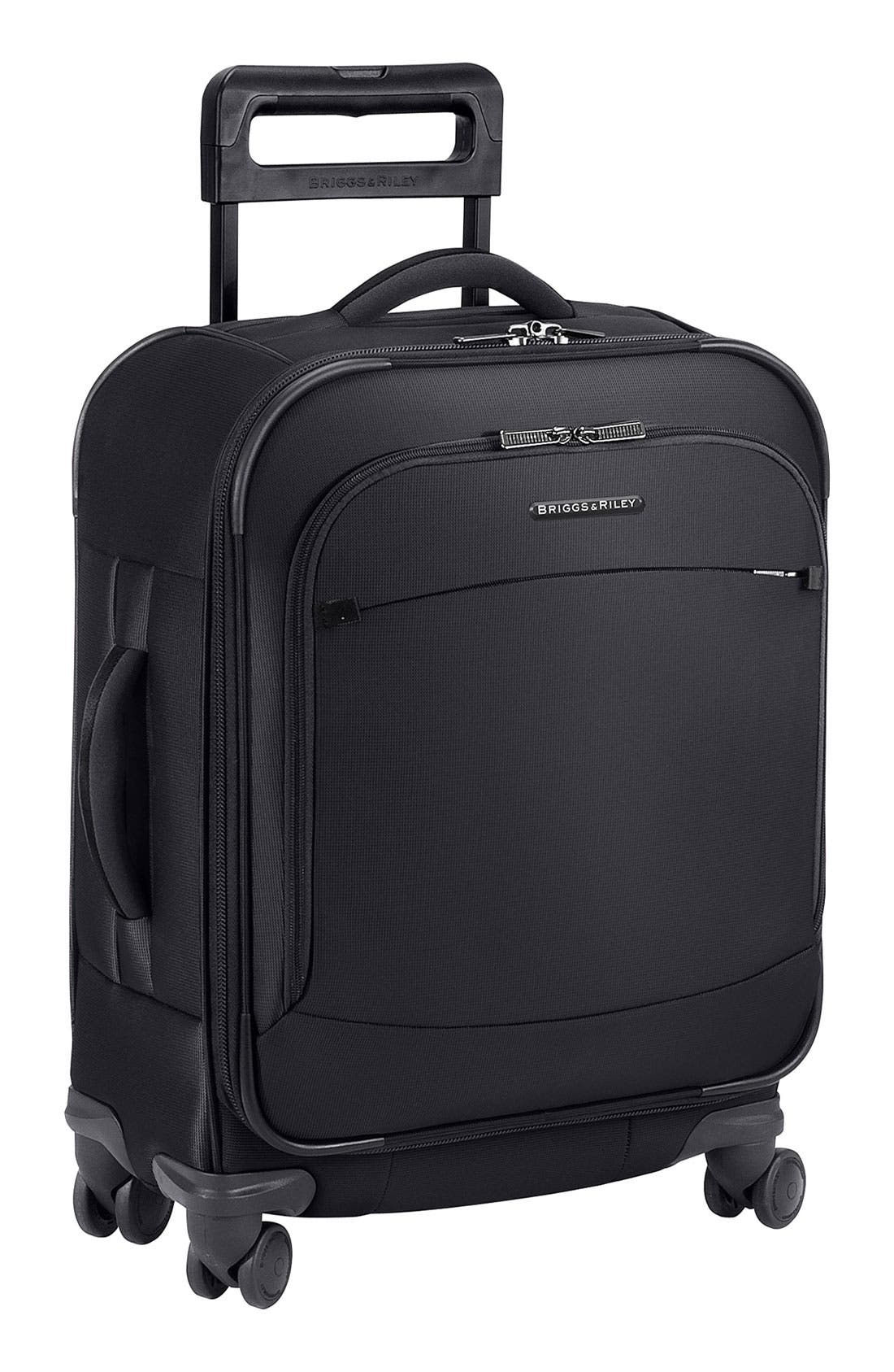 Main Image - Briggs & Riley 'International' Wide Body Spinner Carry-On (20 Inch)