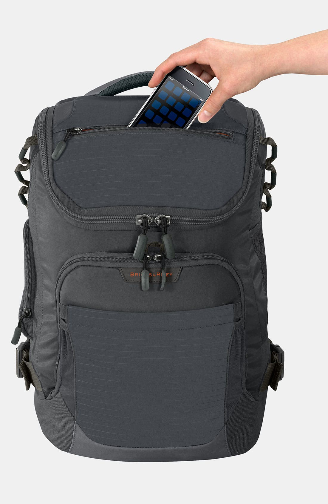Alternate Image 3  - Briggs & Riley 'Excursion' Backpack