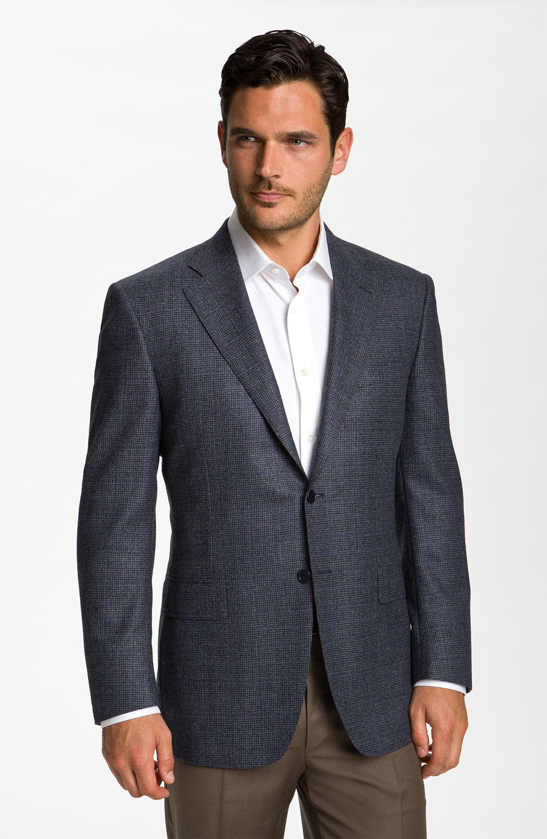 Alternate Image 1 Selected - Canali Wool Sportcoat