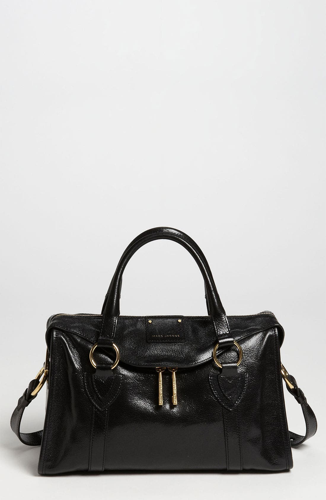 Alternate Image 1 Selected - MARC JACOBS 'Small Wellington Fulton' Leather Satchel